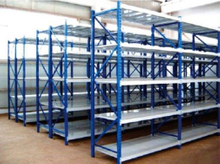 Hongyuan tailor made light duty warehouse rack