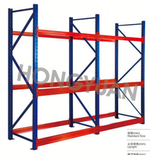 Hongyuan 2014 metallic heavy duty warehouse rack for pallet